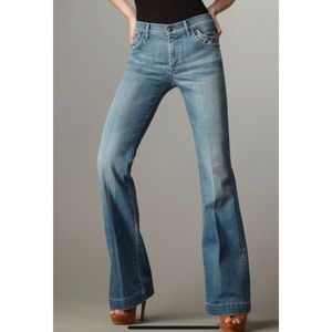 COH Hutton Wide Leg Jeans